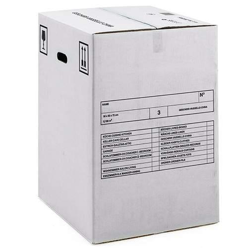 Tableware/ Clothing Box