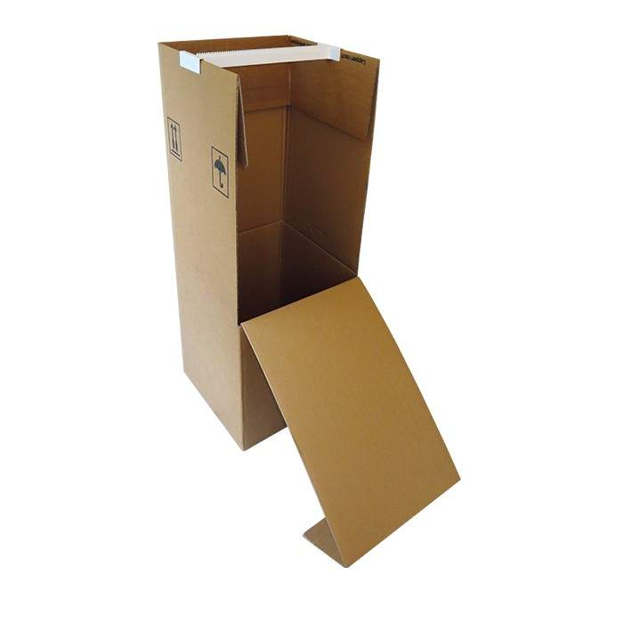 Clothing Box Incl. Hang Rail