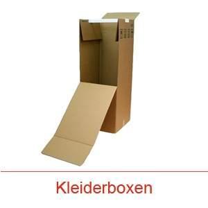 Helvetia Transporte Verpackung Kleiderboxen