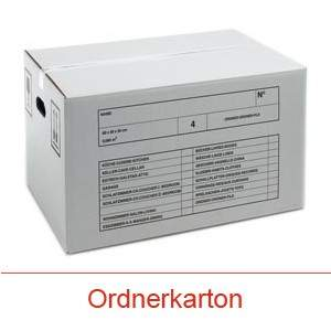 Helvetia Transporte Verpackung Ordnerkarton