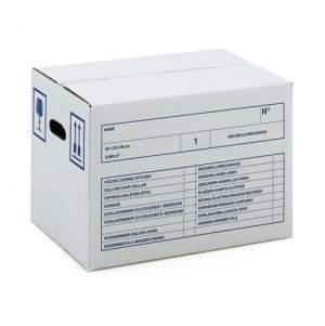Helvetia Transporte Verpackung Karton