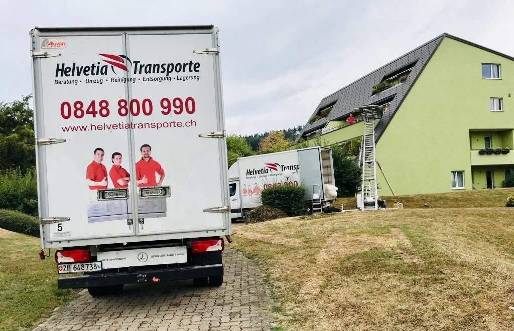 Umzugsfirma Zürich