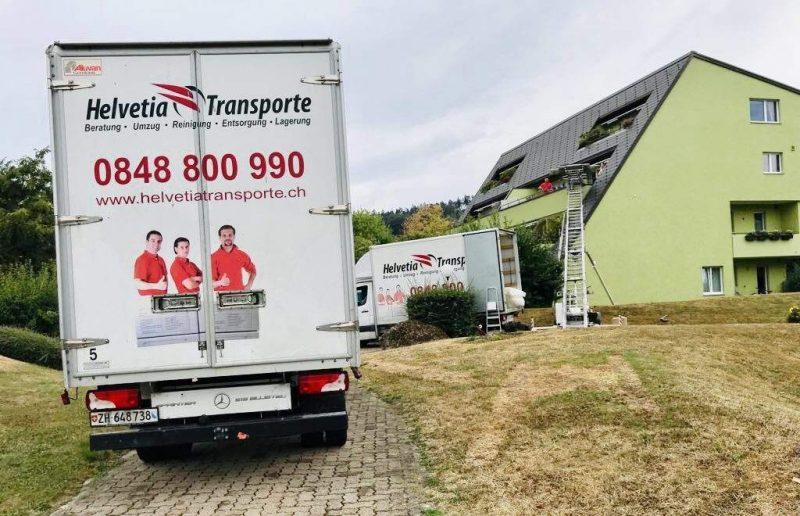 Umzugsfirma in Zürich